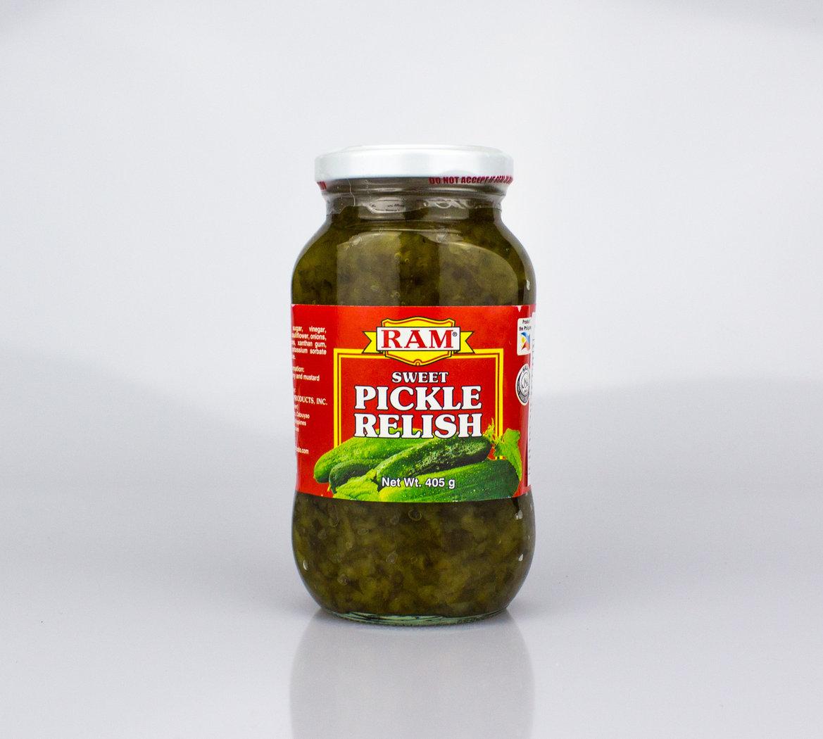 Ram Sweet Pickle Relish 405 G Phil Food