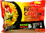 Lucky Me Pancit Canton Sweet & Spicy Flavor (80 g)