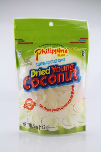 Philippine Brand Dried Young Coconut (142 g)
