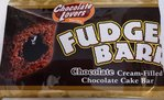 Fudgee Barr chocolate cake bar