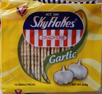 M.Y. San Sky Flakes Crackers Garlic