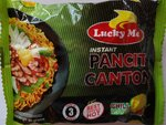 Lucky Me! Instant Pancit Canton Chili-Mansi